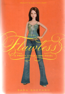 F - Sara Shepard - Flawless, Edición De Pasta Dura