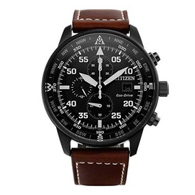 Citizen Men Eco Drive (con Energia Solar) Diseño De Aviador