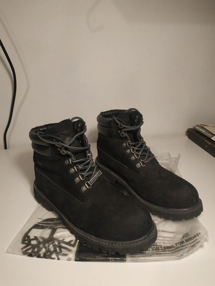 Borcegos Timberland Negros Talle 42 Ar/ 9.5 Us