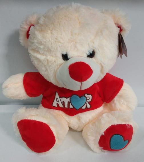 Brinquedo Urso Pelúcia 30,00 Cm