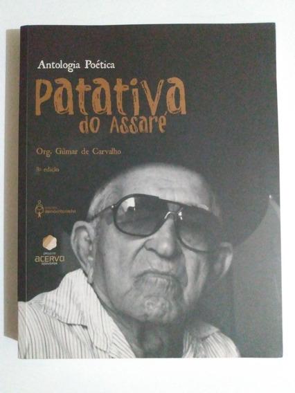 Livro Antologia Poética Patativa Do Assaré