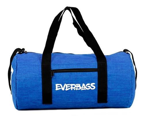 Imagem 1 de 5 de  Bolsa De Academia Treino Esporte Fitness  Everbags