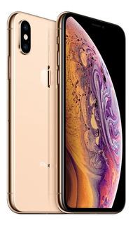 iPhone Xs 256gb Duos - 4g, 12mp, Original, Anatel De Vitrine