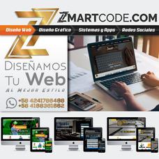 Paginas Web | Sistemas Web | Diseño Grafico | Tarjeta | Logo