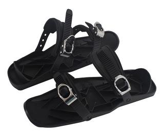 Zapatos De Snowboard Nylon Invierno Trineo Portátil Al Aire