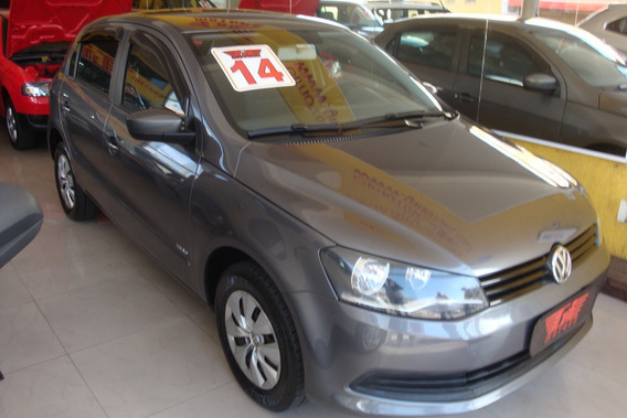 Volkswagen Gol 1.6 Vht City (flex) 4p 2014