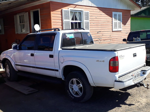 Chevrolet S10 2.8 Executive Cab. Dupla 4x2 4p 2006