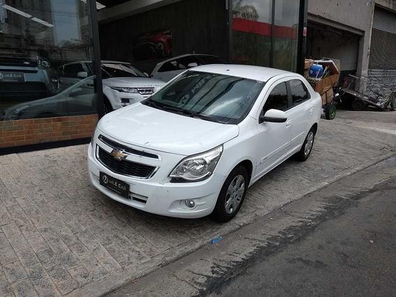 Chevrolet Cobalt 1.4 Lt 2015 Passagem Por Leilão