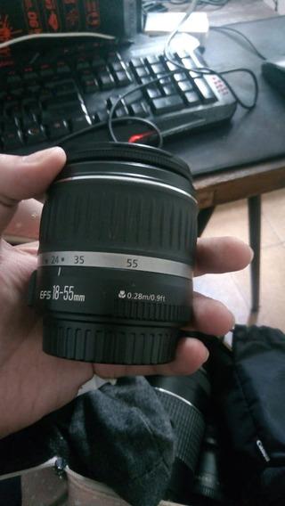 Lentes Para Canon (18-55mm/28-90mm)
