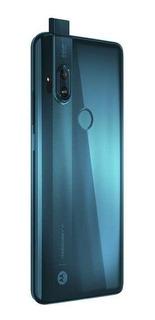 Celular Smartphone Moto One Hyper Azul 6.5 Xt-2027-1 4gb 12