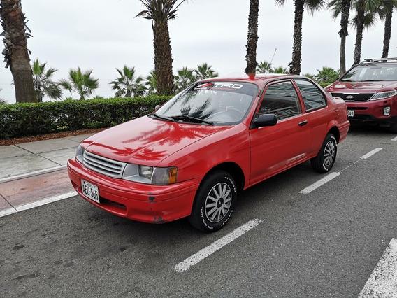 Vendo Toyota Tercel 91 Coupe Particular $ 2,850 - Miraflores