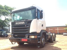 Scania G 440 6x4 2015 Opticruise (vt)