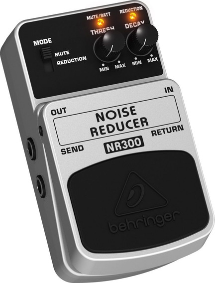 Pedal Guitarra Noise Reducer Nr300 Behringer