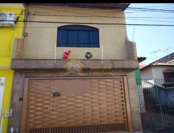 Casa Assobradada Para Venda No Bairro Fazenda Aricanduva, 3 Dorm, 1 Suíte, 2 Vagas, 250 M - 1141cr