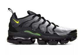 Tênis Nike Vapormaxplus - Totalblack Preto A Pronta Entrega