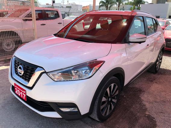 Nissan Kicks Exclusive Cvt 1.6l 2017 Iva Credito Recibo Auto
