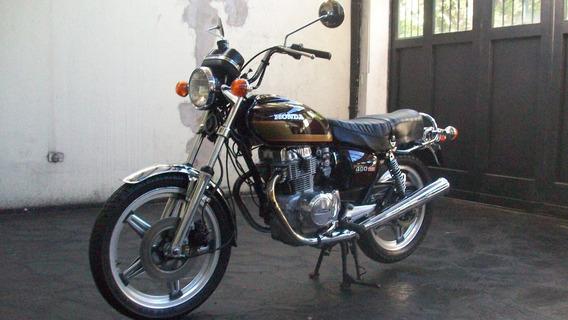 Honda Cb 400 Twin Unica Original !!!