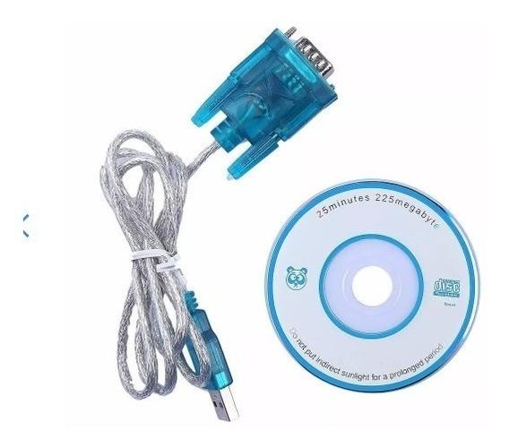 Cabo Serial Conversor Usb 2.0 Rs232 Usb Gps Usb Idsn