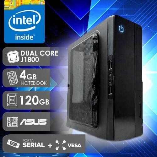 Nfx Pc J1800 - 141a 1s Ssd Pdv/vesa ( Dual Core J1800 / 4gb