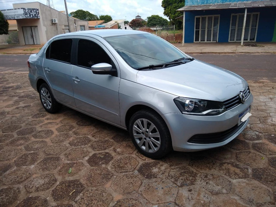Volkswagen Voyage 1.6 Vht Total Flex 4p 2013