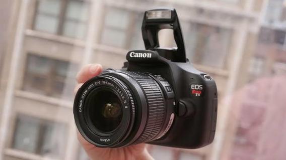 Canon T5 + Acessórios