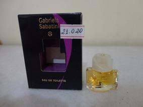 #21020 - Mini Perfume Gabriela Sabatini - Alemanha!!!