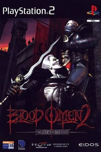 Blood Omen 2 - Ps2 Patch Fte Unic