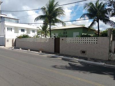 Casa Residencial Em Camaçari - Ba, Jauá - Ca01401