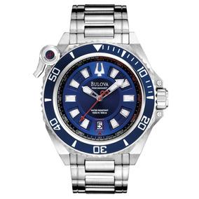 Relógio Bulova Masculino Precisionist Wb31569a *scuba Diver