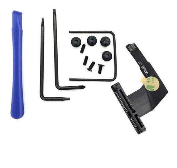 Kit Dual Hd Para Mac Mini Apple Cabo Flat Flex 821 1501-a