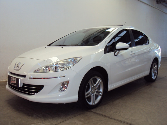 Peugeot 408 Griffe 1.6 Turbo Automático Completo