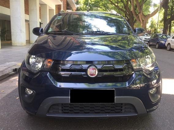 Fiat Mobi Way 1.0 2016