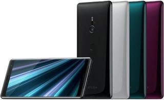 Smartphone Sony Xperia Xz3 4gb/64gb Lte 1sim 6.0 Lançamento