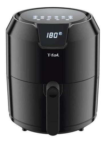 Freidora eléctrica de aire T-fal Easy fry 4.2L negra