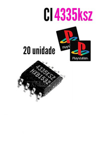 Kit 20 Ci De Som Saída Áudio Playstation2 4335ksz