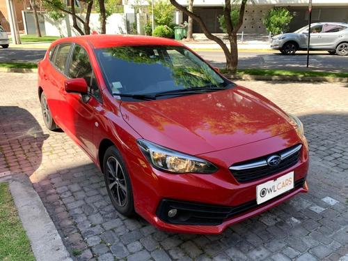 Subaru Impreza Sport 4x4 Cvt 1.6 Aut 2021
