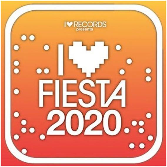 Cd I Love Fiesta 2020