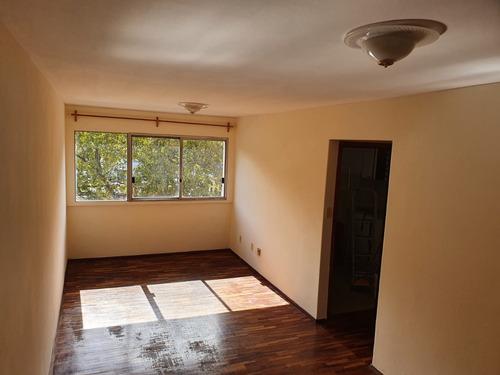 Alquiler Cordon Dos Dormitorios, Amplio