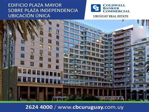 Oficina - Ciudad Vieja - Plaza Independencia - Alquiler