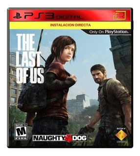 The Last Of Us Ps3 Juego Digital Original Rt