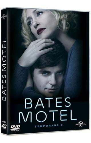 Bates Motel Tercera Temporada  (dvd) Nuevo Original