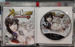 Jogo Ps3 Dynasty Warriors 7® Mídia Física Playstation 3