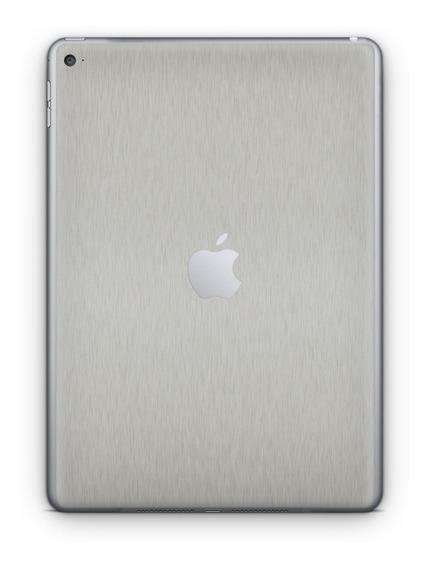 Skin Adesivo Importado Metal Escovado Traseira iPad Air 3