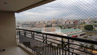 Apartamento À Venda Por R$ - Bairro Jardim - Santo André/sp - Ap6060