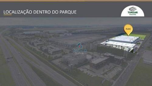 Galpão Industrial Para Locação, Condomínio Fechado, Distrito Industrial, Campinas. - Ga0684