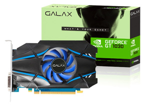 Placa De Vídeo Geforce Gt 1030 2gb Gddr5 / 384 Cudas Galax