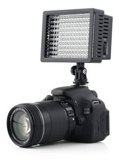 Luz Foco 160 Led Ld160 Para Fotografía Y Video Envio Gratis