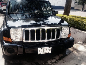 Jeep Commander Overland 4x4 Mt