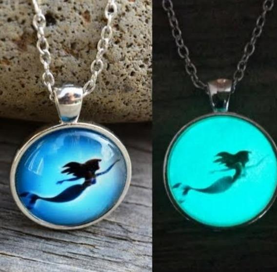 Cordão Sereia Azul