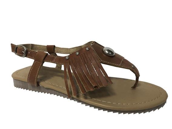Zapato Lucerna Ojota Cuero Suela